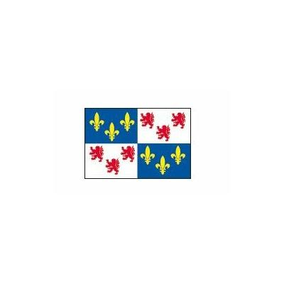 Drapeau Picardie (Province)