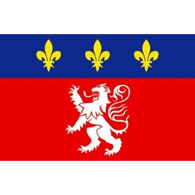 Drapeau Lyonnais (Province)