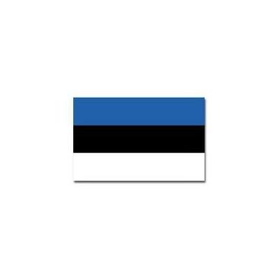 Drapeau Estonie