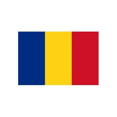 Drapeau Roumanie