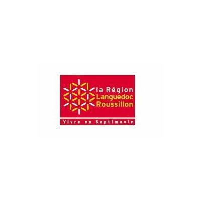 Drapeau Région Languedoc-Roussillon