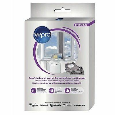 Kit évacuation universel fenêtre et porte Wpro - Climatiseur