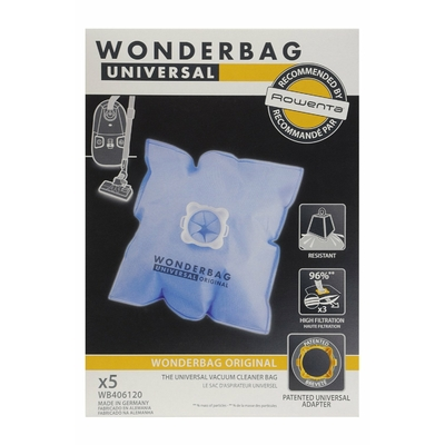 SACS UNIVERSELS WONDERBAG WB108C 5 PIECES
