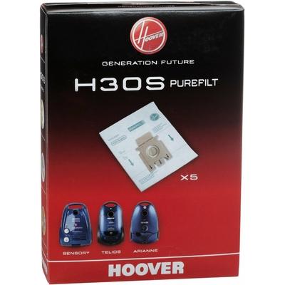 Hoover H30 S 5 Sacs Aspirateur Papier Telios