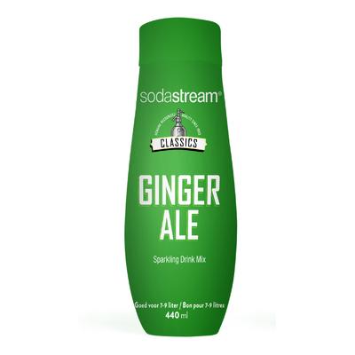 Sirop Sodastream Classics Ginger ALe