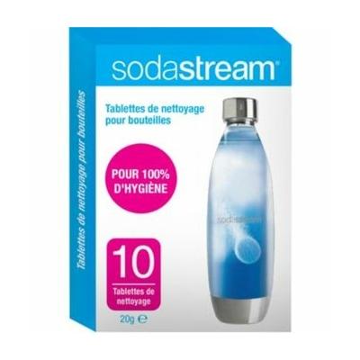 Tablettes de nettoyage Sodastream