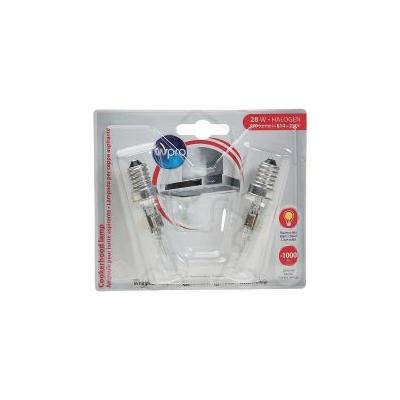 Ampoules de hotte LMH140  Whirlpool - Hotte aspirante