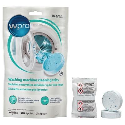 Désodorisant et nettoyant pour lave-linge AFR301 Wpro