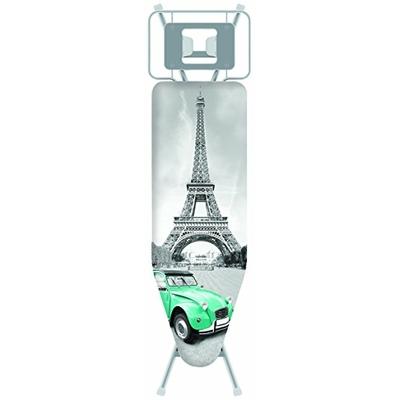 Housse de repassage titane Design Paris Xlarge  Wpro- Planche à repasser