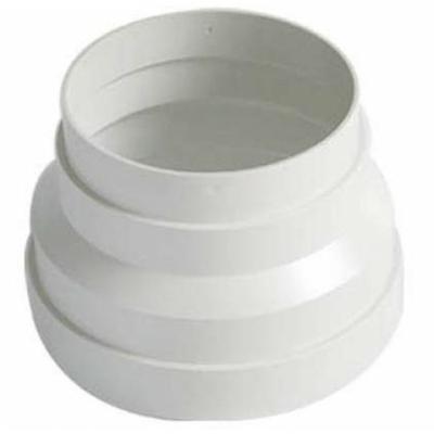 Adaptateur / réducteur PVC Diam 100-125 CHR100 Wpro- Hotte aspirante