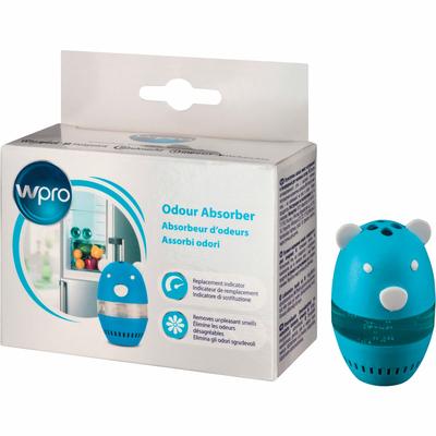 """Absorbeur d'odeurs """"2 en 1"""" charbon actif + gel  DEO213 Wpro - Réfrigérateur"""