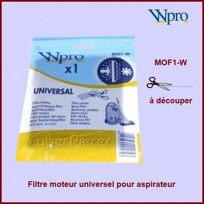 Filtre moteur MOF1W Wpro - Aspirateur