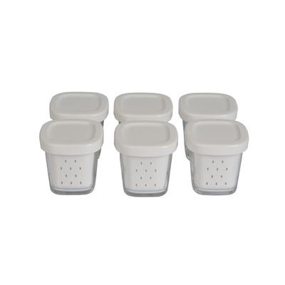 Lot de 6 pots de yaourts fromagère Délices et Multi Délices Seb - xf100000