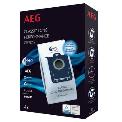 SAC ASPIRATEUR - GR201S - CLASSIC LONG PERFORMANCE - AEG