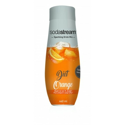 SODASTREAM CLASSICS ORANGE ZERO 440 ML