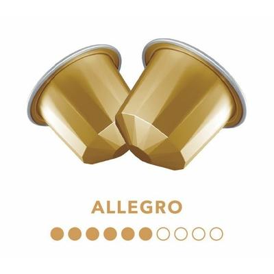 BELMIO CAPSULES ALLEGRO 10 PIECES
