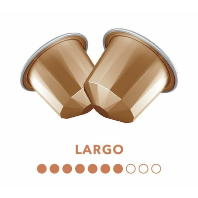BELMIO CAPSULES LARGO 10 PIECES