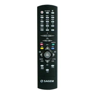 Télécommande Sagem TWIN640T - Récepteur TNT
