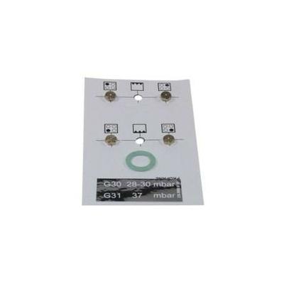 4431910048 - Kit injecteurs gaz butane FAR