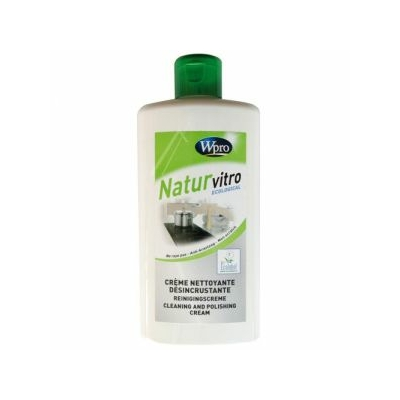 Nettoyant plaque vitrocéramique Wpro Natur