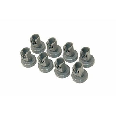 50286967000 -  Kit roulettes panier supérieur lave-vaisselle Electrolux
