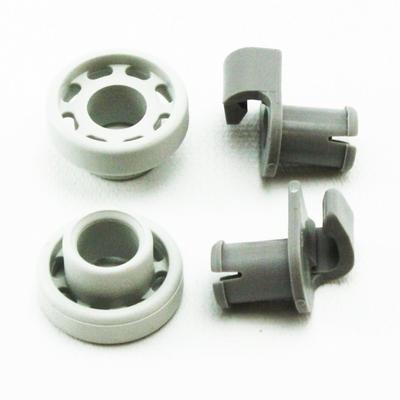00424717 -  Kit roulettes panier supérieur lave-vaisselle Bosch / Siemens