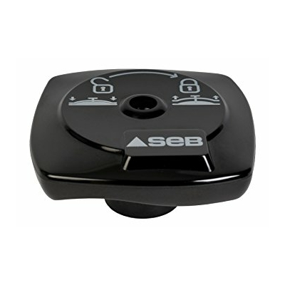790071 - Poignée de serrage noire cocotte Seb