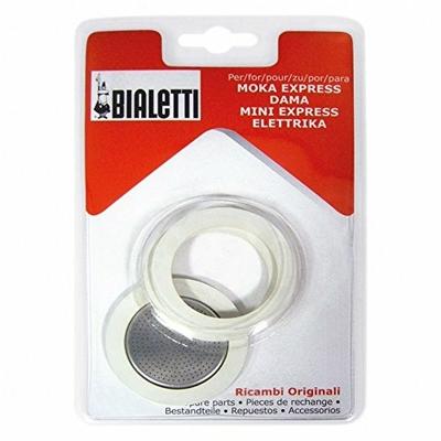 Joints + filtre 3 tasses Bialetti - Cafetière