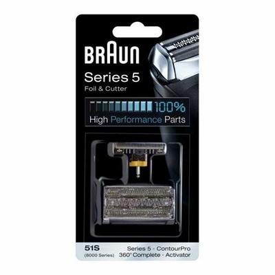 Grille + couteau Braun 8000 series - Rasoir