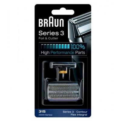 Grille + couteau Braun 5000 series - Rasoir