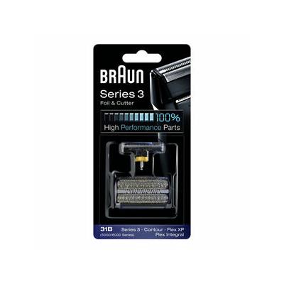 Grille + couteau Braun 5000 / 6000 series - Rasoir