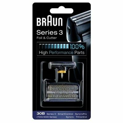 Grille + couteau Braun 7000 / 4000 series - Rasoir