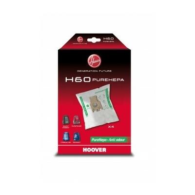 SAC ASPIRATEUR H60- MICROFIBRE 4 PIECES CANDY / HOOVER