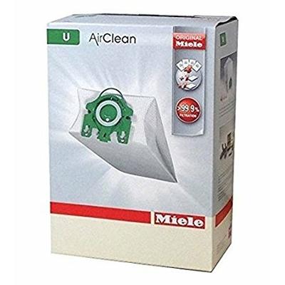 Sacs Type U S7580 Hyclean 3D Green Miele - Aspirateur