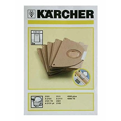 Sacs 2101-2301 Kärcher - Aspirateur