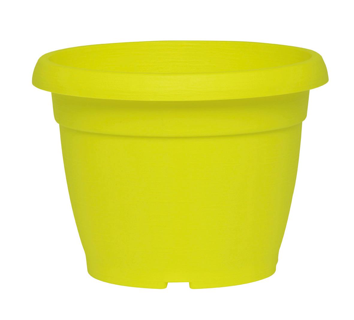 pot de fleurs jaune poterie pots de fleurs bacs boutique d coration et am nagement jardin. Black Bedroom Furniture Sets. Home Design Ideas