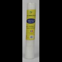 Maille carrée plastique blanc 5mm