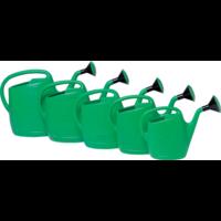 Arrosoir vert avec pommeau