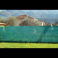Toile brise vue - occultant jardin 80%