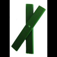 Treillis plastique vert