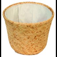 Cache pot bamboo