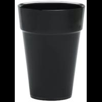 Cache pot - Noir