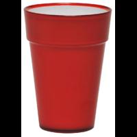 Cache pot - Rouge