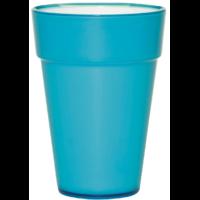 Cache pot - Bleu