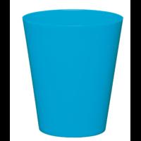 Cache pot réserve d'eau - Bleu