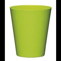 Cache pot réserve d'eau - Vert