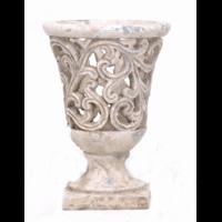 Vase Medicis ciment