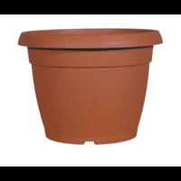Pot de fleurs - coloris Terre Cuite
