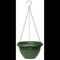 Suspension pour plantes - coloris vert