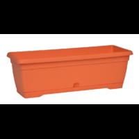 Balconnière plastique - Orange